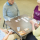 Claire Teague Senior Center Bridge Game